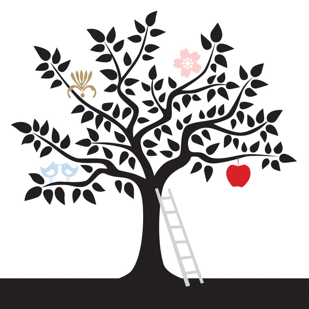 Cosmopolite tree