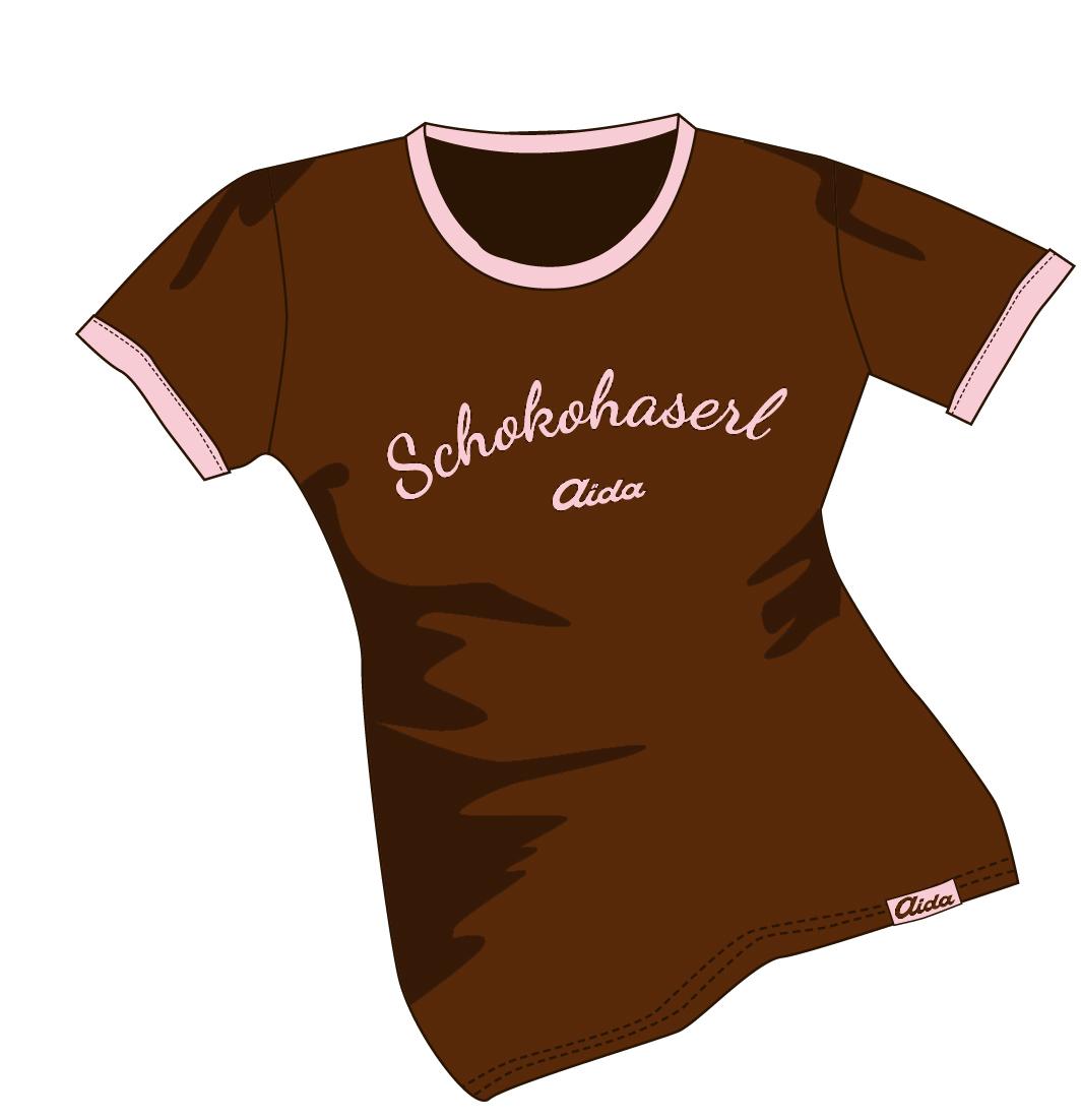 T-Shirt Schokohaserl