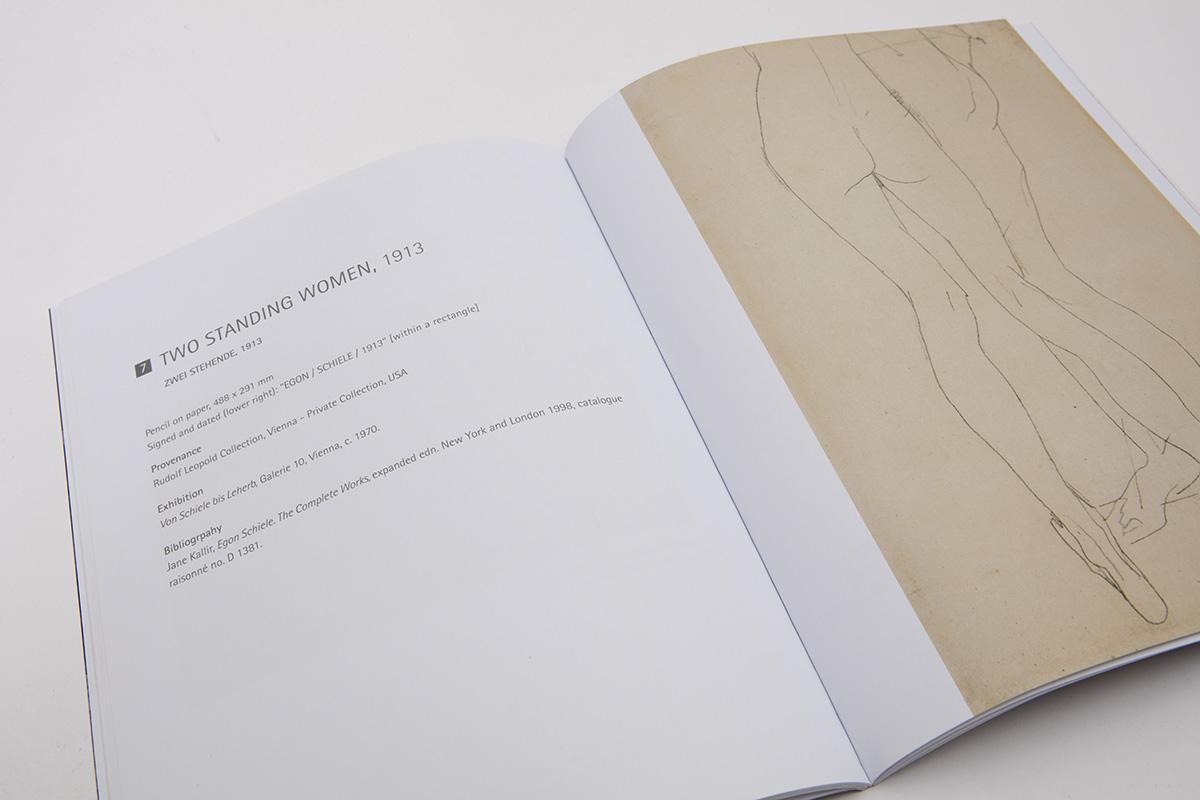 Schiele Broschüre